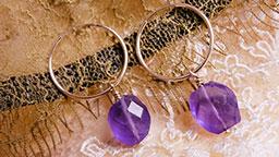گوشواره golden earrings