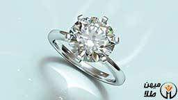 حلقه ازدواج women gold ring