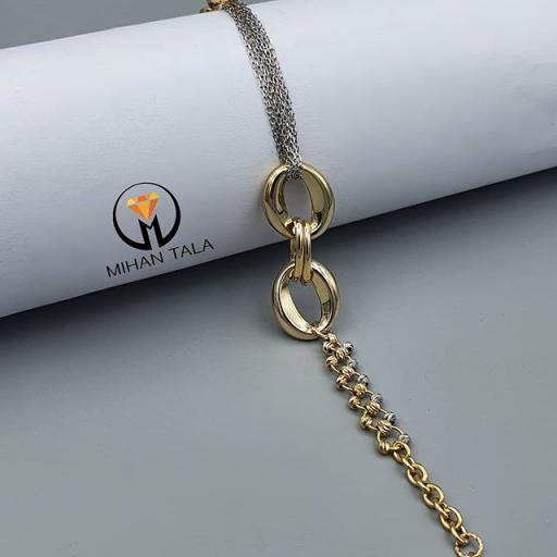 دستبند طلا آنا