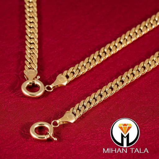 گردنبند و دستبند طلا کارتیه