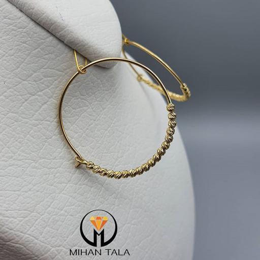 گوشواره طلا لیانا