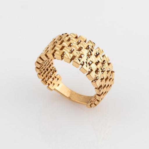 انگشتر طلا رولکسی sol