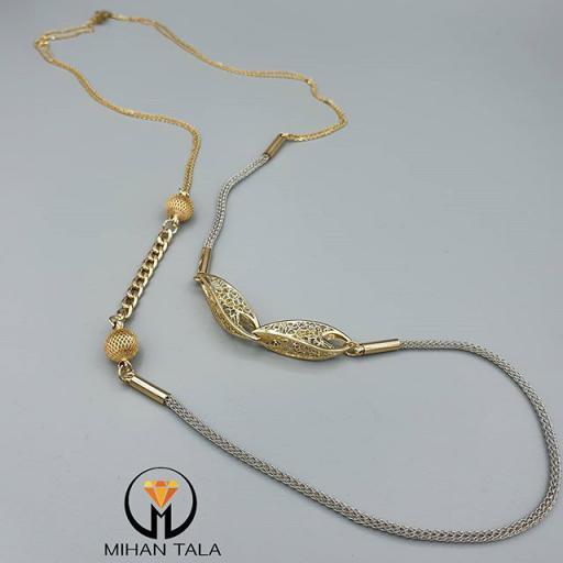 گردنبند طلا آنا