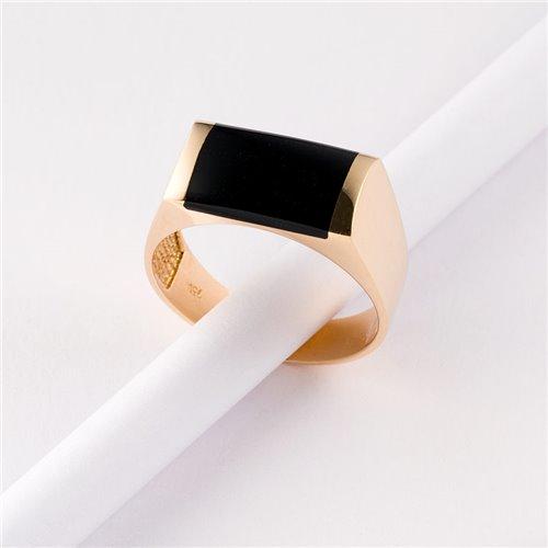 انگشتر طلا مردانه پارامونت sol