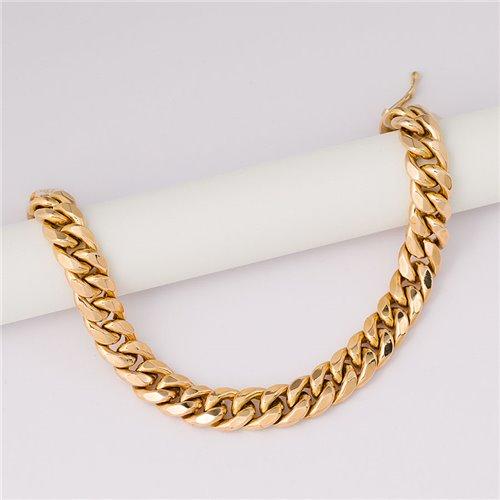 دستبند طلا کارتیه sol