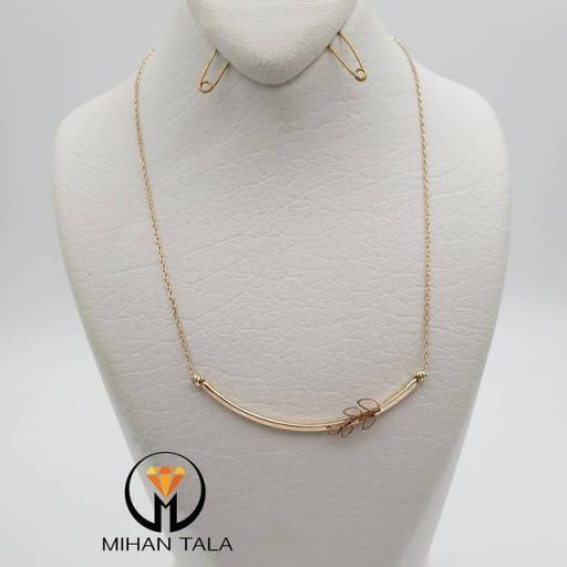 گردنبند طلا همیار