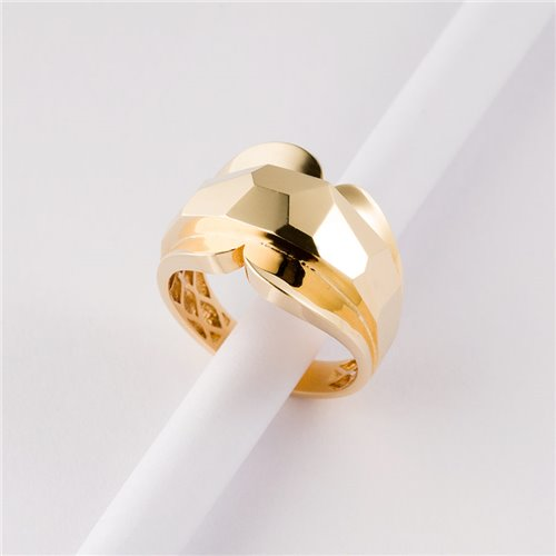 انگشتر طلا کادنزا sol