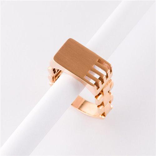 انگشتر طلا مردانه رولکس sol
