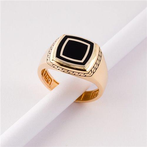 انگشتر طلا کارلوس sol