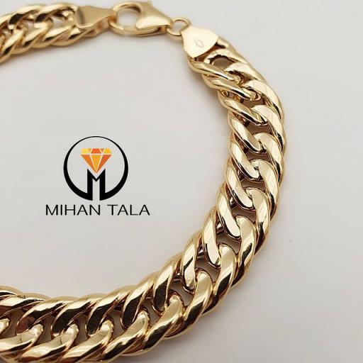 دستبند طلا کارتیه ایتالیایی