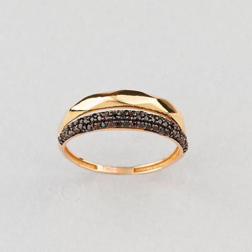 انگشتر طلا مالنا sol