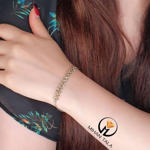 دستبند طلا البرناردو