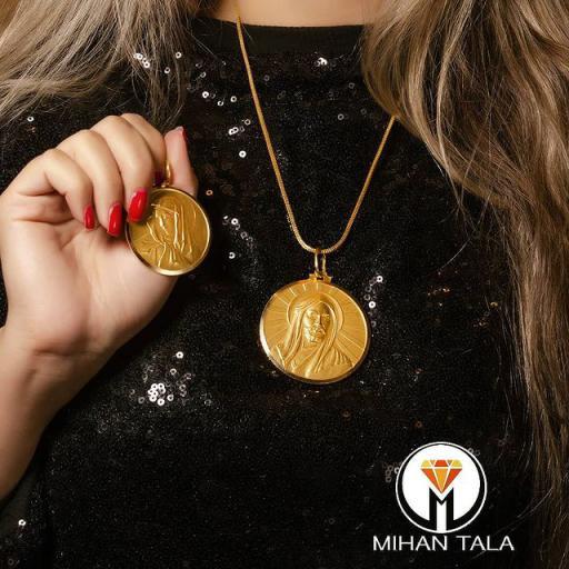 مدال طلا مریمی