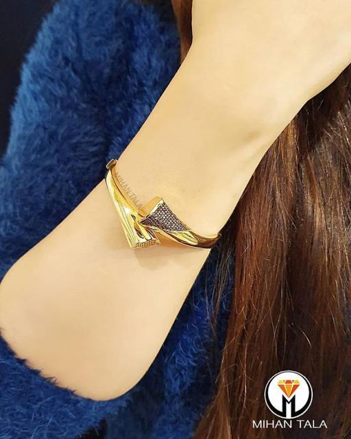 دستبند النگویی پاشالوکس