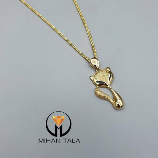 مدال طلا روباه