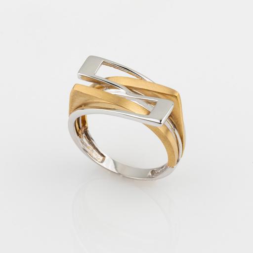 انگشتر طلا پالرمو sol