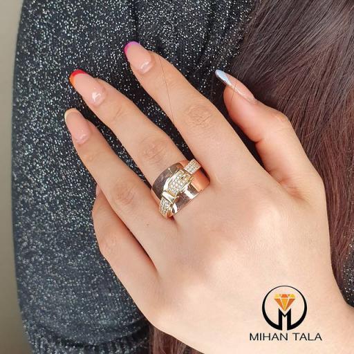 انگشتر طلا کیلین