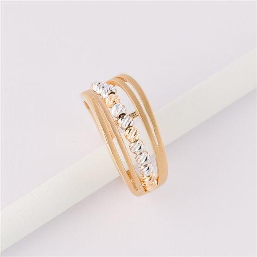 انگشتر طلا نامینا sol